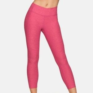 NEW Outdoor Voices 3/4 Warmup Leggings Pants